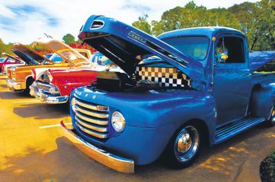 Congo Truck Club's Annual Truck & Car Show