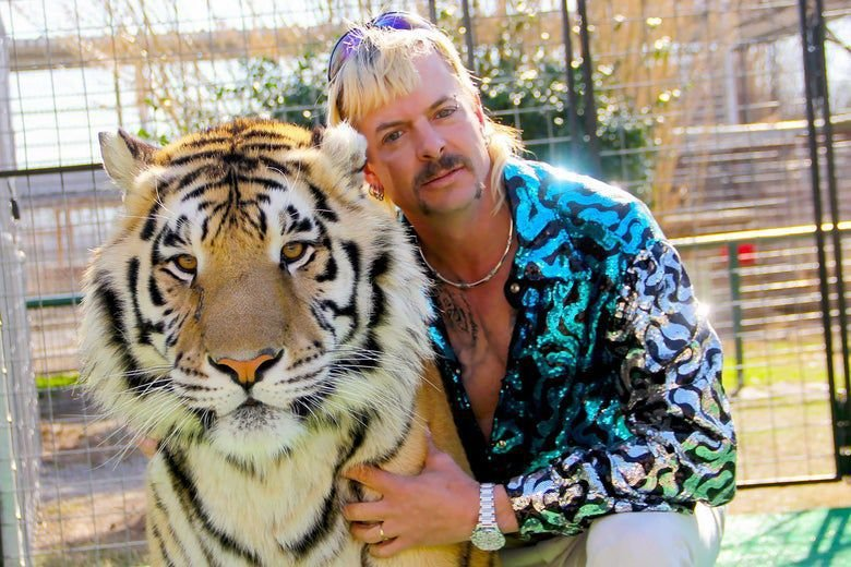 Tiger King brings odd fame to small Oklahoma town