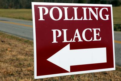Polling place photo