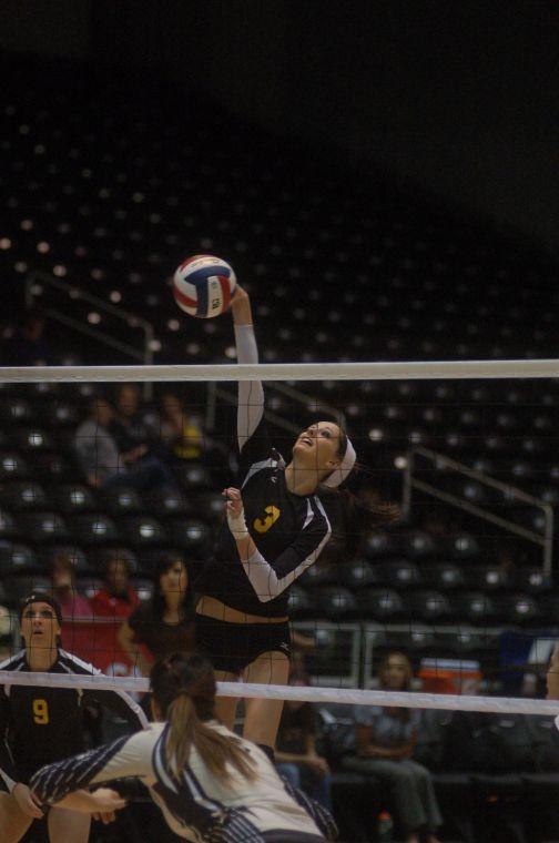 Cayuga volleyball