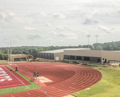 New indoor practice facility