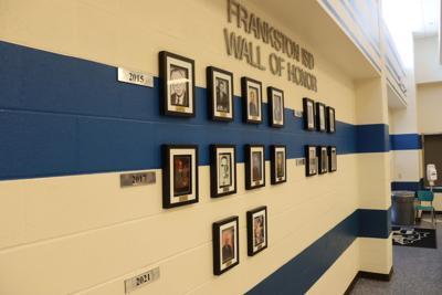 Frankston High School wall of honor