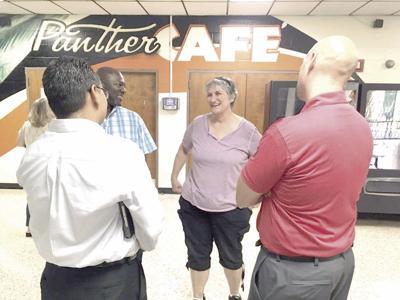 July Facilities meeting at Westwood High School