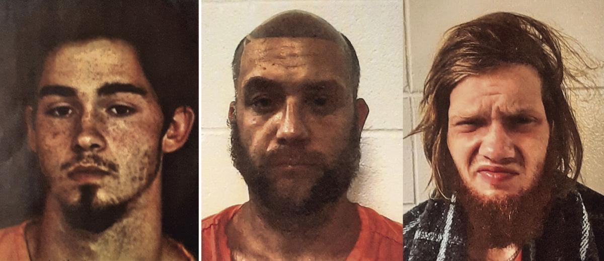 Quadruple homicide suspects