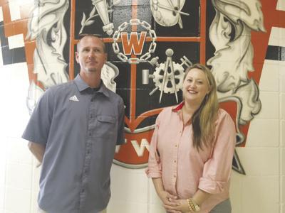 Scott Nettles and Jennifer Thomason