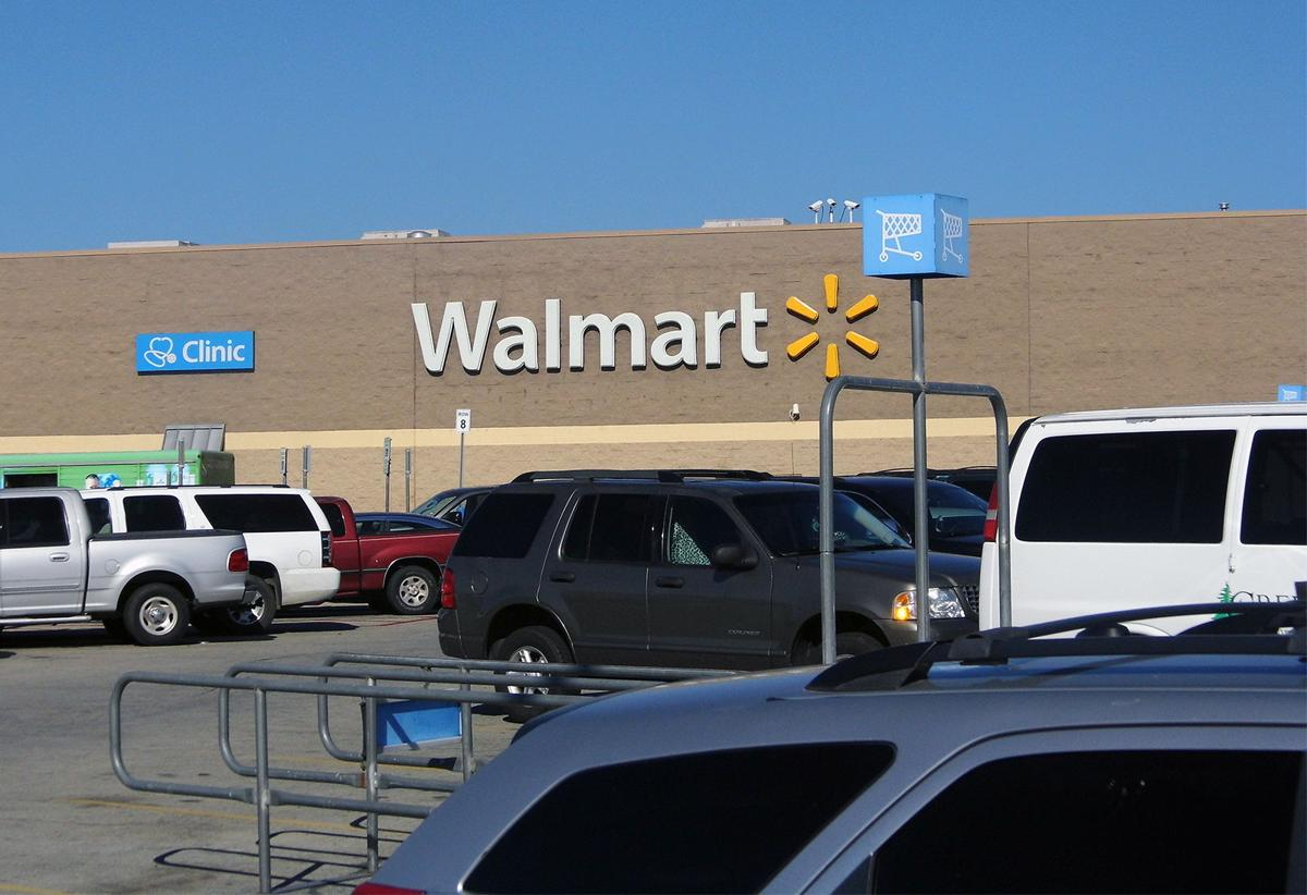 Walmart attempts to combat theft while easing burden on