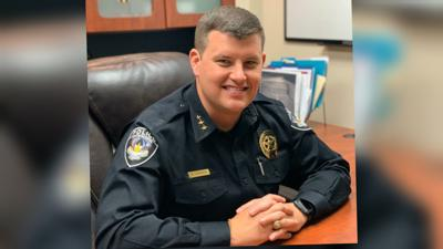 Police Chief Mark Harcrow