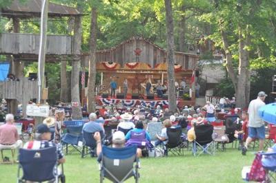 Salmon Lake Bluegrass Festival