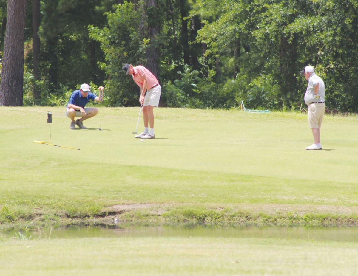 Lions' Golf Fundraiser