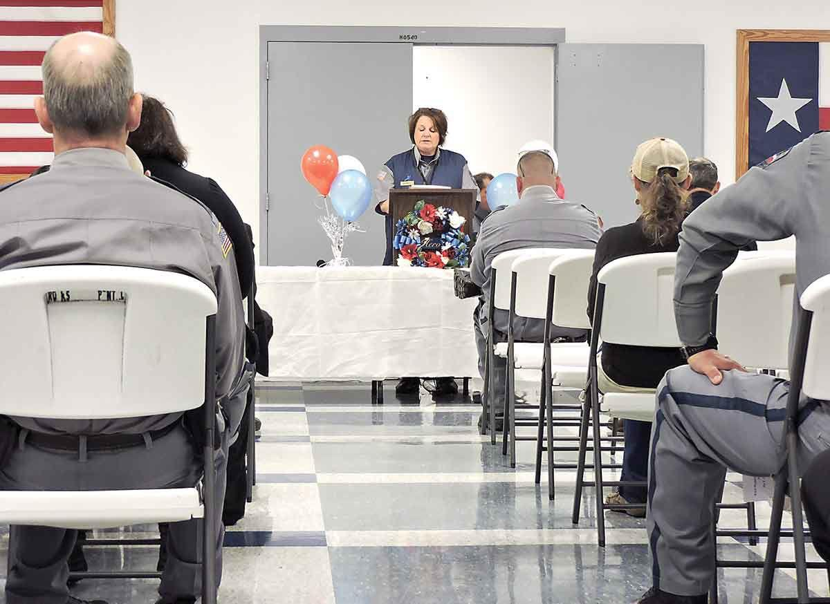 Correctional officers honor their fallen | News | palestineherald com