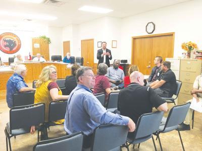 Westwood Board meeting