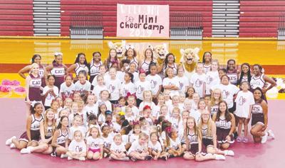 Mini Cheer Camp