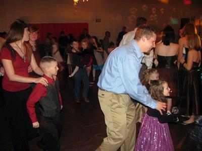 Mother/Son and Daddy/Daughter Dance