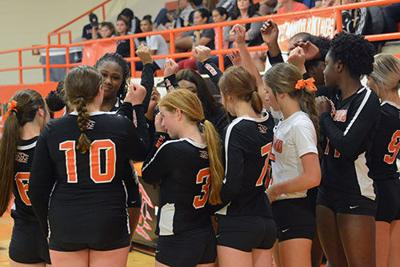 Westwood Lady Panthers