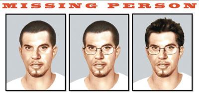 Ben Lund Missing Person Bulletin