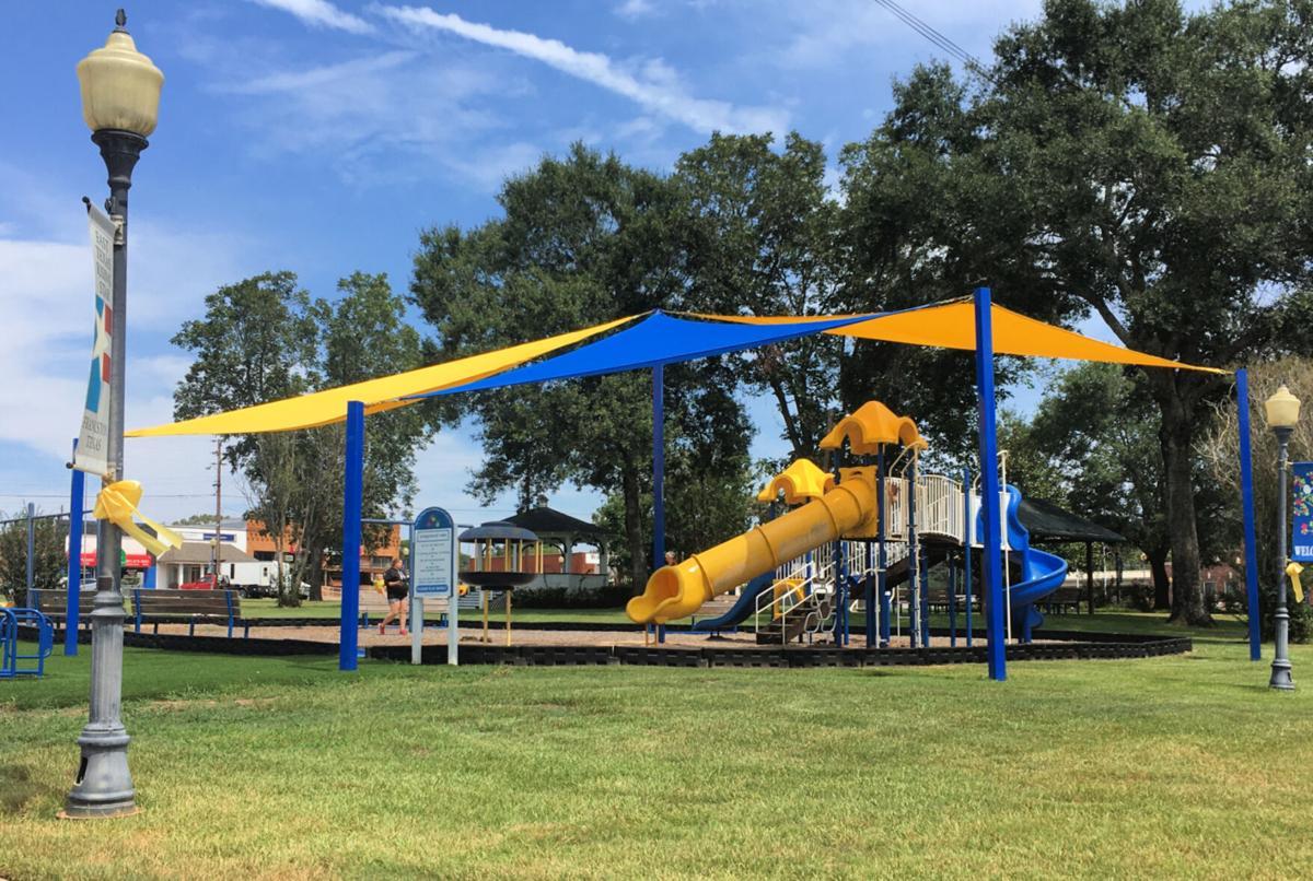Frankston playground