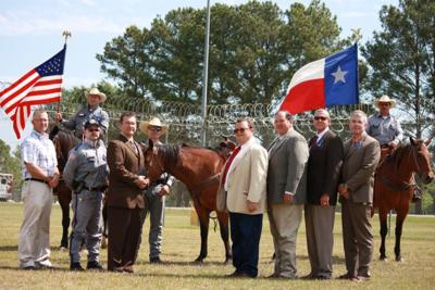 TDCJ honors fallen correctional officers | Local News