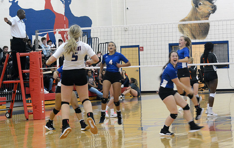 Lady Elks Volleyball