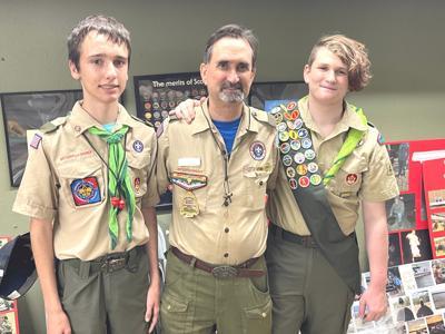 Troop 440 Eagle Scouts