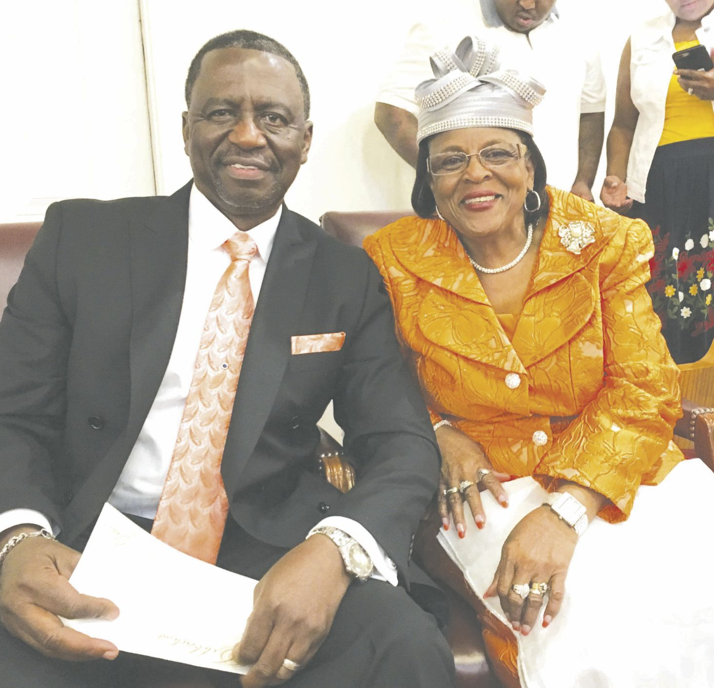 Rev. and Mrs. Roy Duncan
