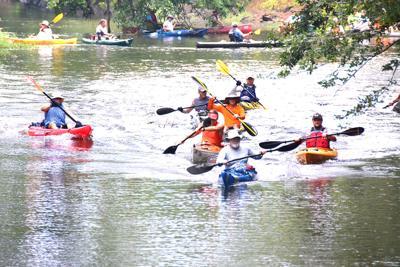 Wilderness Canoe Race