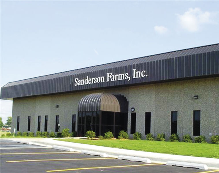 Sanderson Farms To Bring Multiple Benefits To Area Local News Palestineherald Com