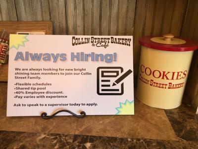 Always hiring!