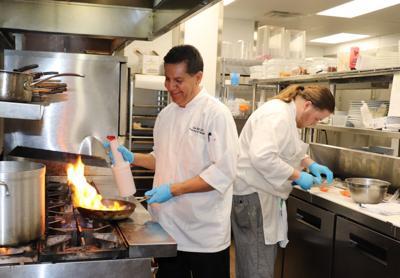 Chef Saul Ramirez
