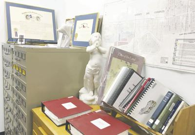 PPL's Special Collections room