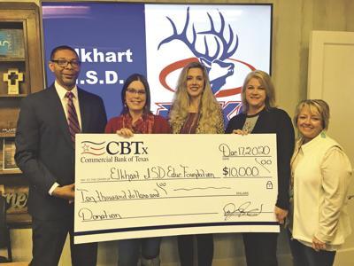 ELKHART ISD initiates scholarship foundation