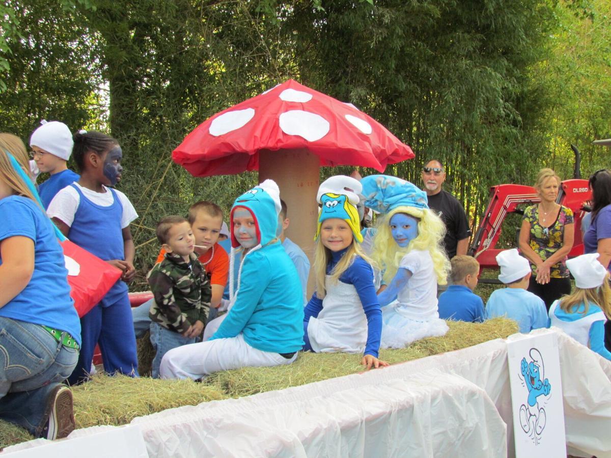 Square Fair Parade