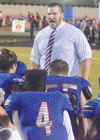 High school football: Elkhart, Grapeland play HoCo games