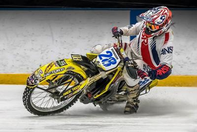 Svensson photo for racing column