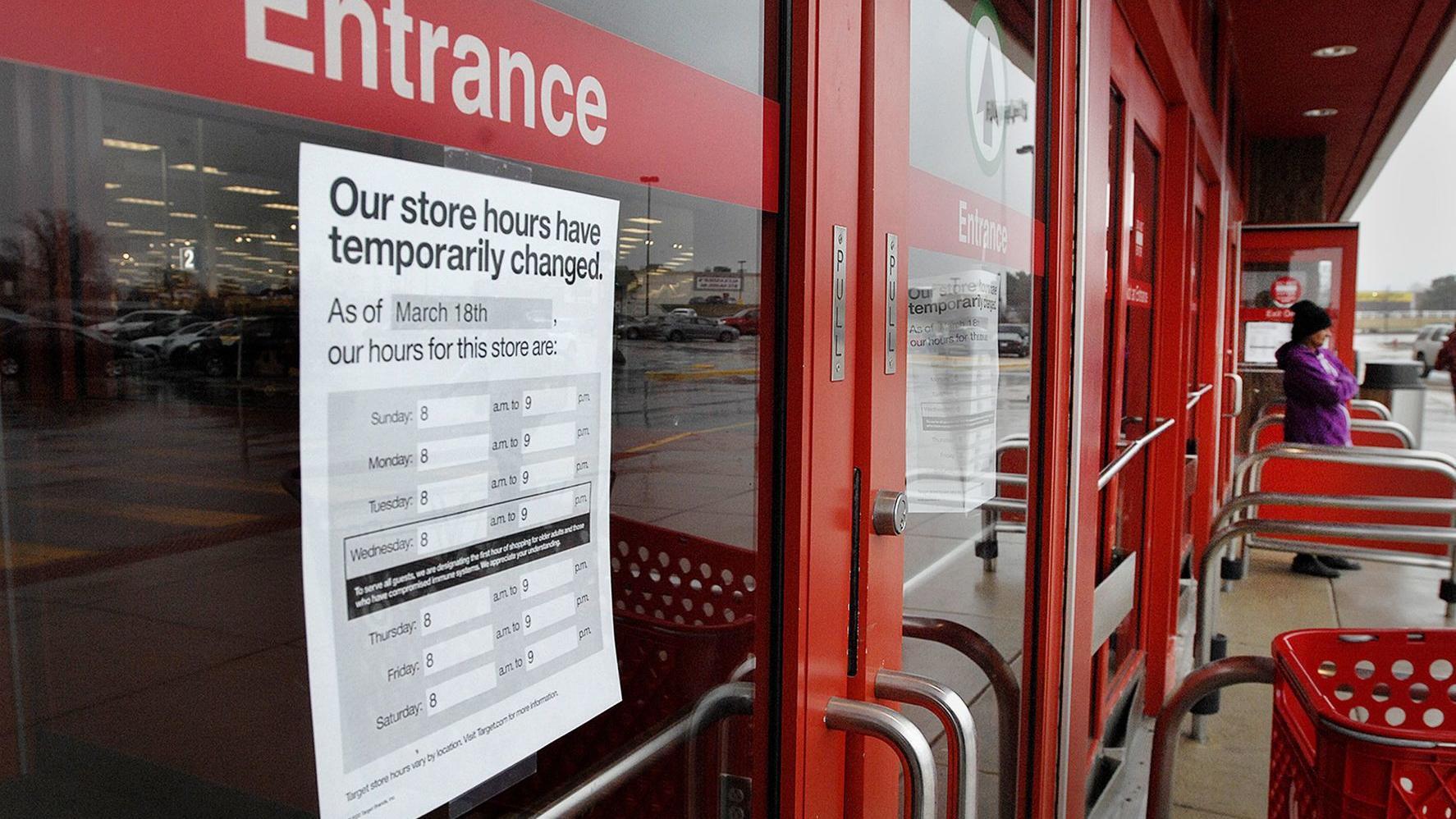 Dollar General Target Schnucks Reserve Store Time For Seniors During Coronavirus Outbreak Business Pantagraph Com