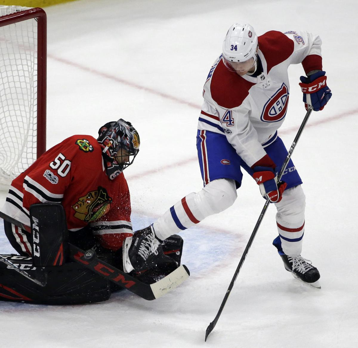 Canadiens Blackhawks Hockey