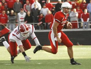 Redbird try to grab conference title