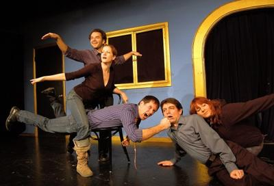 The Improvised Musical