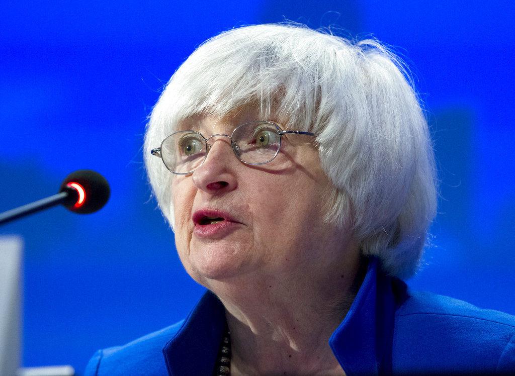 Trump Federal Reserve Yellen