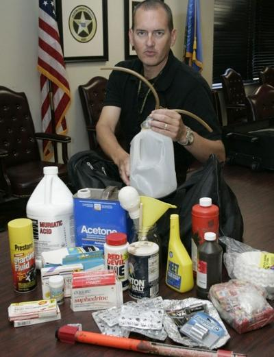 New meth formula avoids over-the-counter drug laws | News