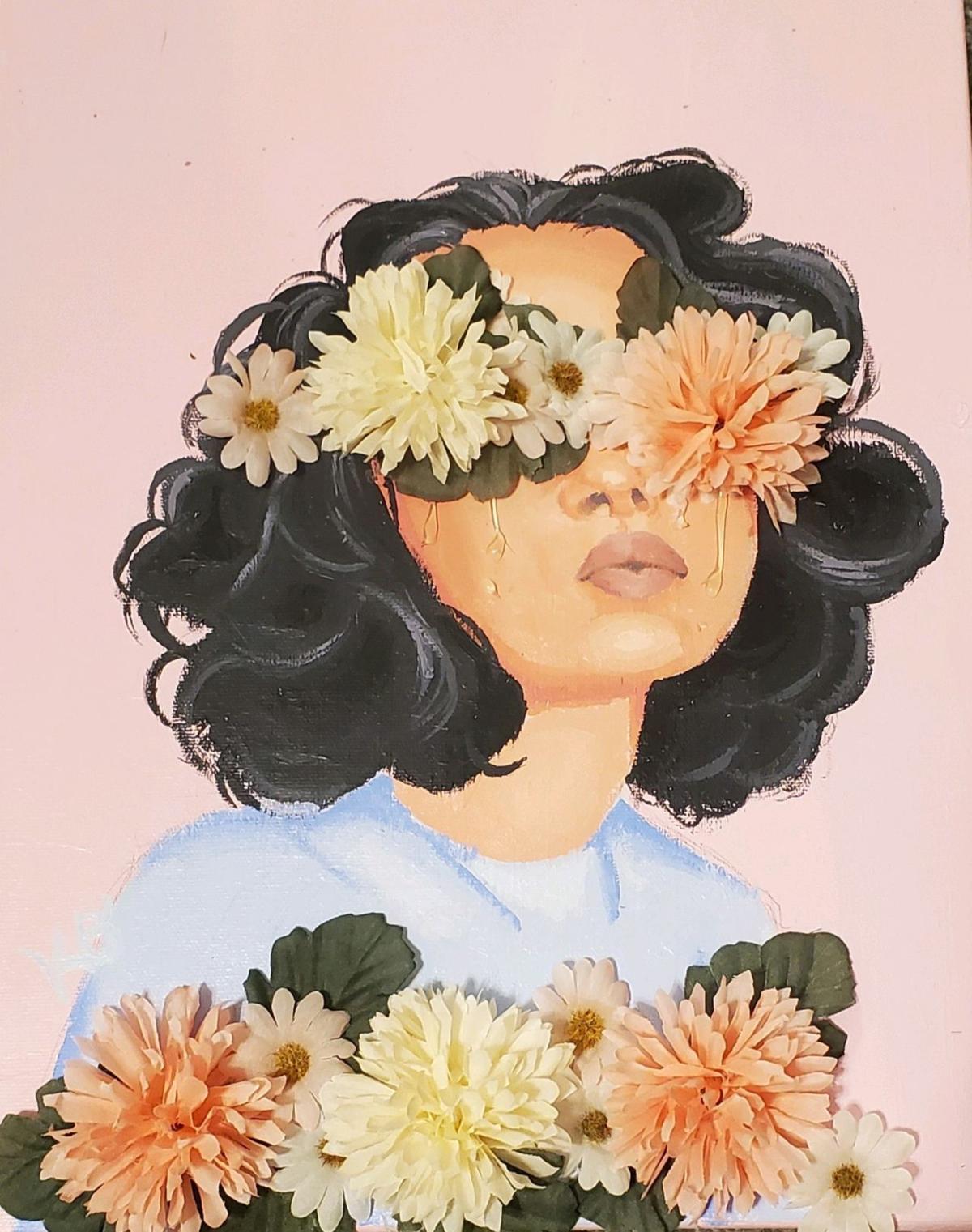 """Flower Girl"" by Karyss Opsal"