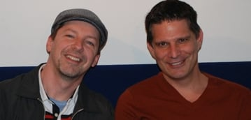 Sean Hayes and Todd Milliner
