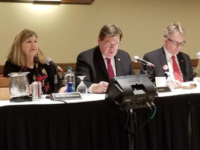 ISU board has 3 vacancies, sets special meeting