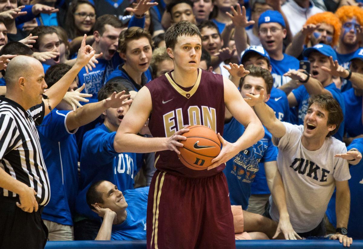Elon Duke Basketball