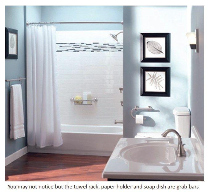 Grab Bar Guyz Provide Bathroom Design With Safety In Mind Shop - Bathroom design seattle