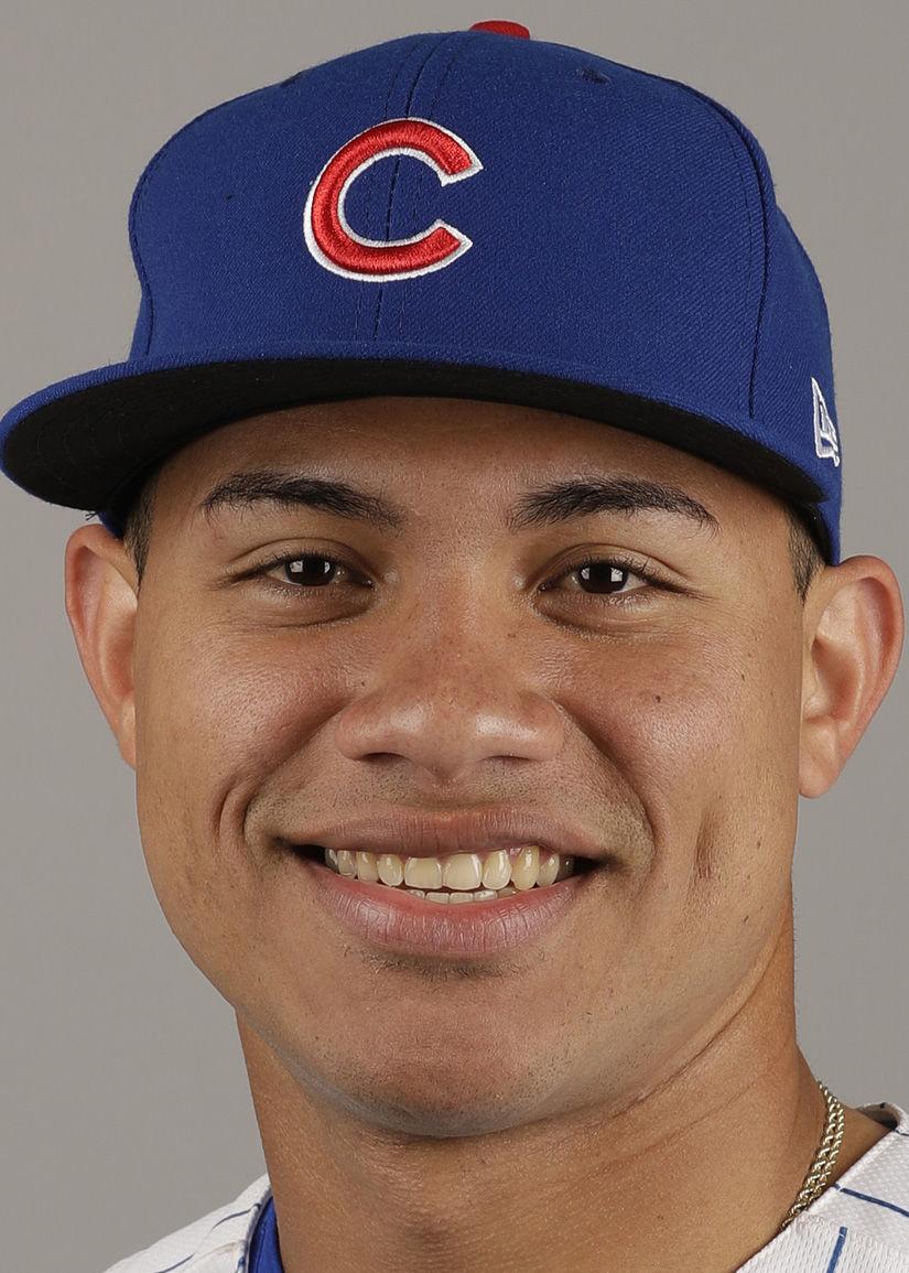 Willson Contreras, Cubs 2017