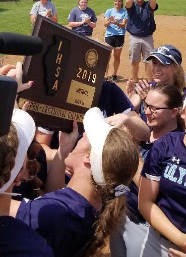 Olympia gets 'the job done,' heads to state softball tourney | High