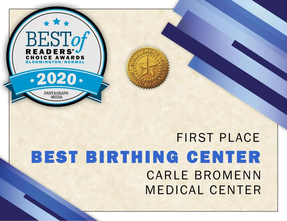 Best Birthing Center