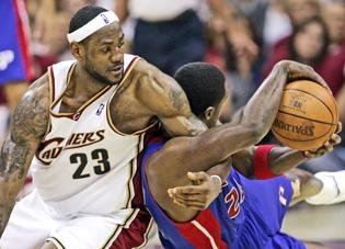 Jordan praises James' play, says 'consistency' next challenge