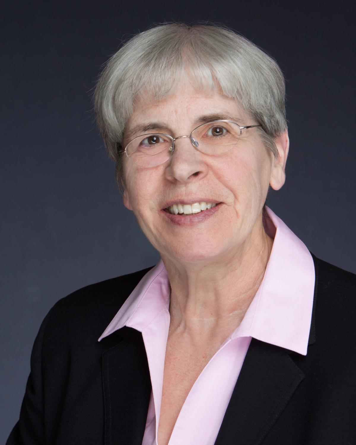 Mary Ann Pullin