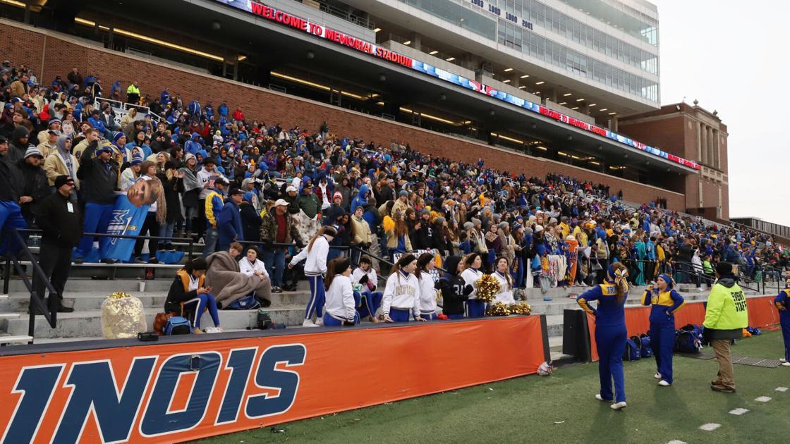 Wagner: No IHSA state football games puts cap on weirdest fall season yet
